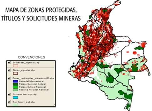 minera colombia