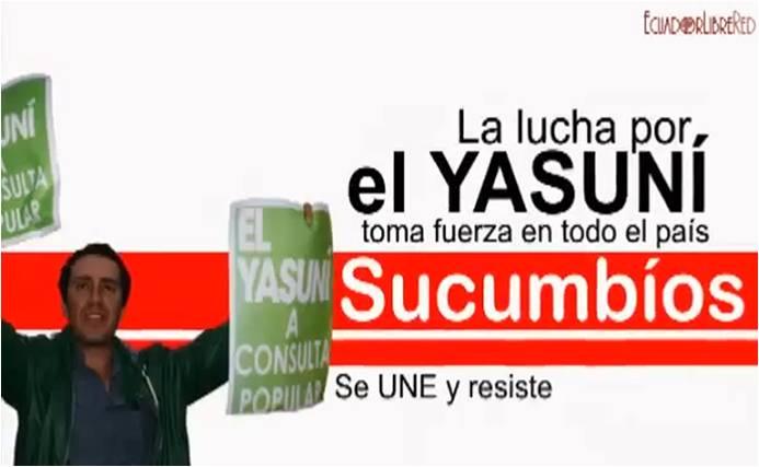 yasuní